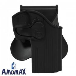 Holster de Ceinture Rotatif 360° Amomax pour Taurus 24/7