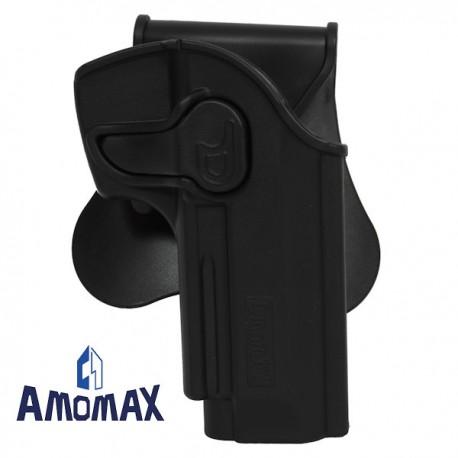 Holster de Ceinture Rotatif 360° Amomax pour M9