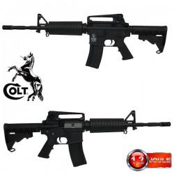 Colt M4 Carbine Full Métal Noir