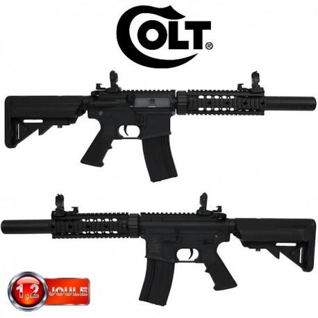 Colt M4 Silent Ops Noir