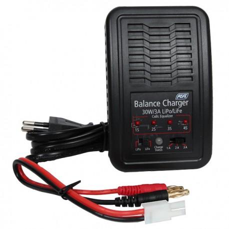 Chargeur de Batteries ASG Auto Stop pour Batteries LiPo LiFe