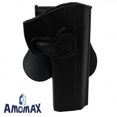 Holster de Ceinture Rotatif 360° Amomax pour SP-01 Séries