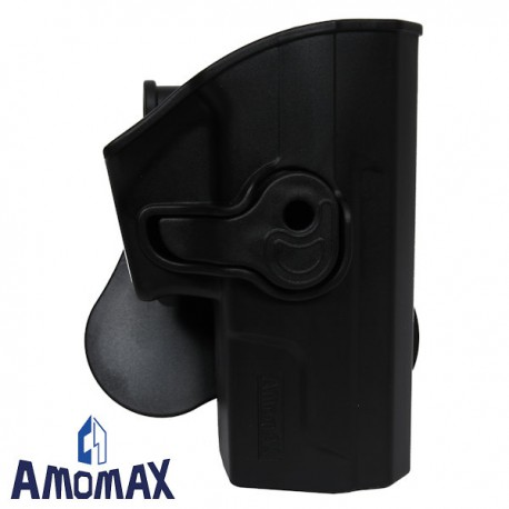 Holster de Ceinture Rotatif 360° Amomax pour SP2022