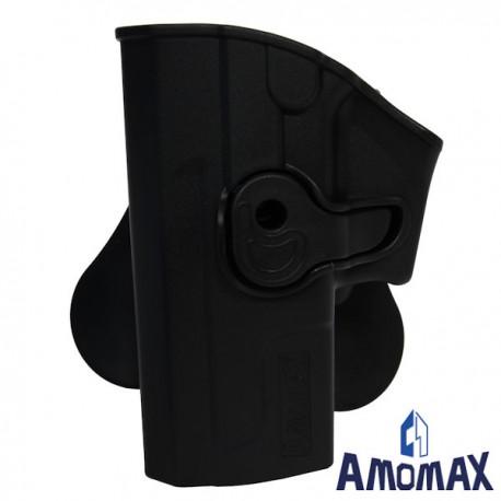 Holster de Ceinture Pour Gaucher Rotatif 360° Amomax pour SP2022