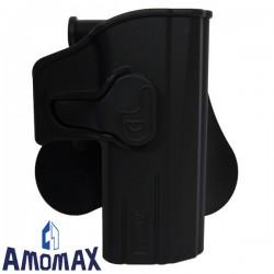 Holster de Ceinture Rotatif 360° Amomax pour CZ P-07/09