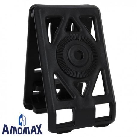 Adaptateur de Ceinture 360° Clip Amomax pour Holsters Rotatifs Amomax et Cytac