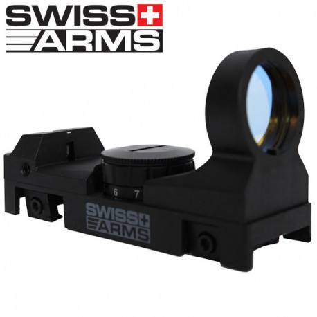 Visée point rouge Swiss Arms reflex