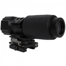 Magnifier Zoom x 5 Rabatable