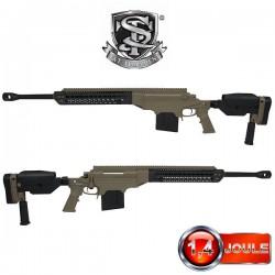 Fusil de Sniper STW38 Full Métal Tan et Noir S&T