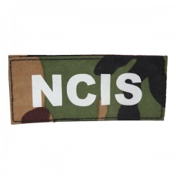 Patch NCIS Woodland