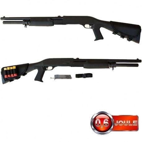 Franchi Airsoft Shotgun 3 billes par tirs