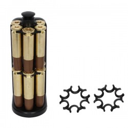 Set Speed Loader Moon Clip 12 Douilles Dan Wesson 715