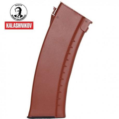 Chargeur Option 430 billes Orange pour AK47 et Types AK47