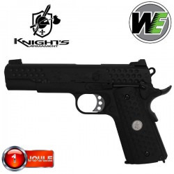 Kac Nighthawk 1911WE Full Métal Blowback
