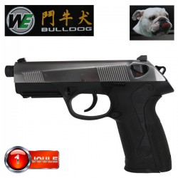Bulldog Dual Tone WE Blowback Culasse Métal