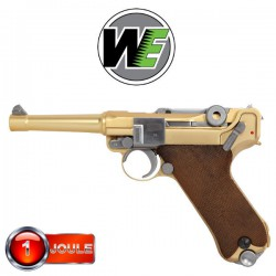 P08 Small Gold WE Full Métal Blowback