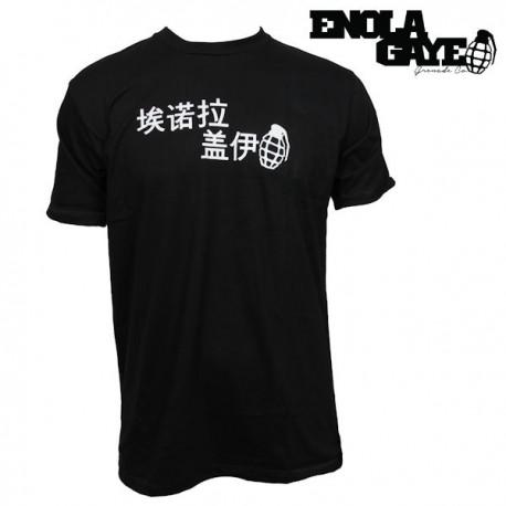 Tee-Shirt China Town Enola Gaye