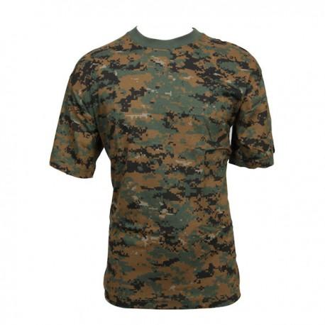 Tee Shirt AT-Digital Camo