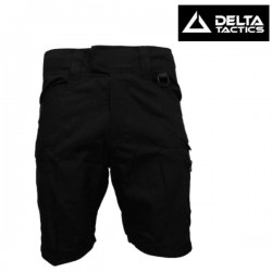 Short Tasks Pants 7 Poches Noir Delta Tactics