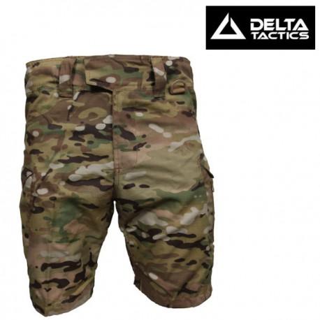 Short Tasks Pants 7 Poches Multicam Delta Tactics