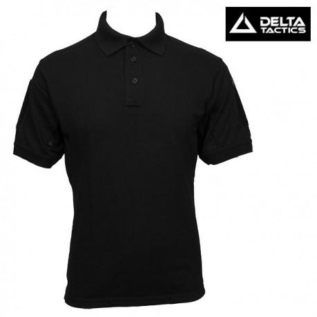 Polo Orizon Delta Tactics Noir