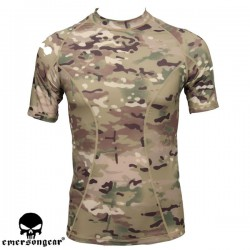 T-Shirt Running Cintré Emerson Multicam