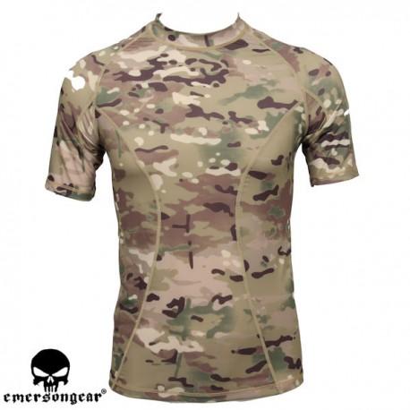 T-Shirt Running Cintré Emerson Multicam