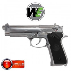 M92 Chrome WE Full Métal Blowback