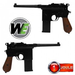 C96 Black WE Full Métal Blowback Semi et Automatique