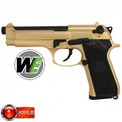 M92 Gold WE Full Métal Blowback