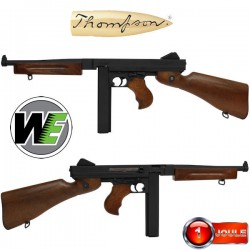 Thompson M1A1 GBBR Black WE/Cybergun