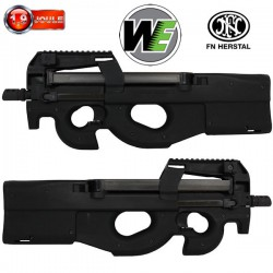 FN P90 Triple Rails GBBR Black WE/Cybergun