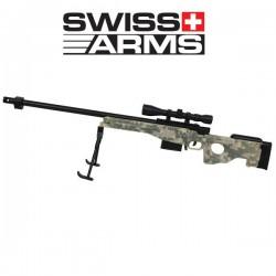 Modèle Réduit L96 Camo Décoratif Swiss Arms