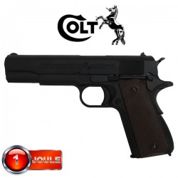 Colt 1911 A1 Black Full Métal Blowback WE