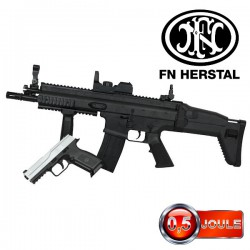 Pack Scar FN Herstal Noir + FNS-9