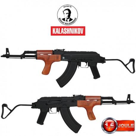 Kalashnikov AK-47 Aims Blowback Bois et Métal