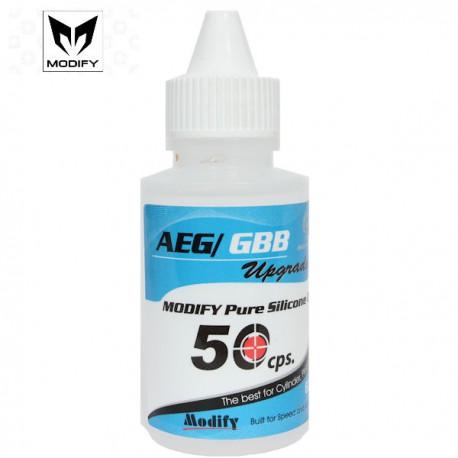 Pure Silicone Oil 50cps 60ml Modify