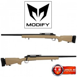Fusil de Sniper Modify MOD24 SF Tan Bolt Action