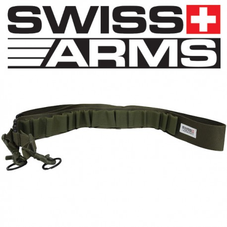 Sangle Cartouchière OD Swiss Arms