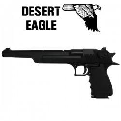 "Desert Eagle 50AE 10"" Tokyo Marui Noir Blowback"