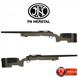 Fusil de Sniper FN Herstal SPR A2 Bolt Tan