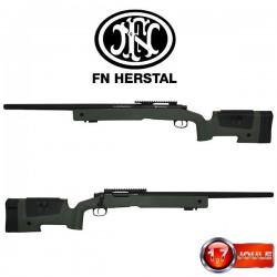 Fusil de Sniper FN Herstal SPR A2 Bolt OD