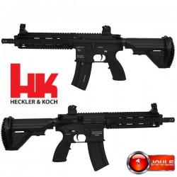 HK 416 D Noir CQB Version II Full Métal Heckler & Kock Equipé Mosfet