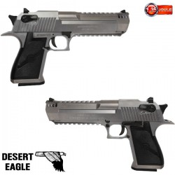 Desert Eagle L6 Silver Full Métal Blowback