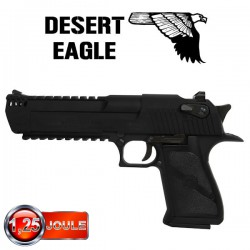 Desert Eagle L6 Noir Full Métal Blowback