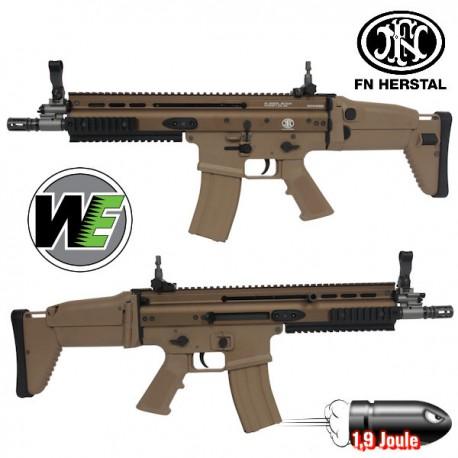 FN SCAR L GBBR Tan FN Herstal
