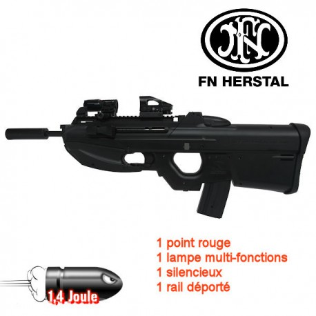FN Herstal F2000 Noir