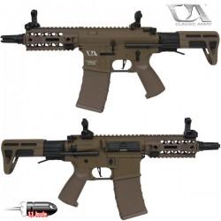 AR4-SBR Classic Army Dark Earth Equipé ECU