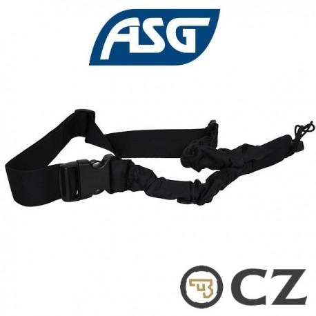 Sangle Tactique Elastique 1 Point pour Scorpion EVO 3-A1 ASG