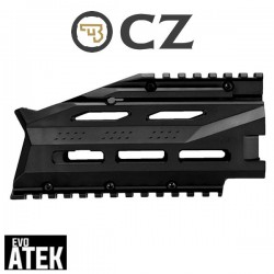 Garde Main/Rail ATEK pour Scorpion